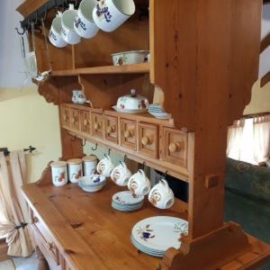 North Kingsfield Cottages The Grainary dresser