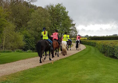 North Kingsfield Holiday Cottages riding holidays